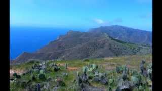 Trans Catalina Island (solo backpacking)