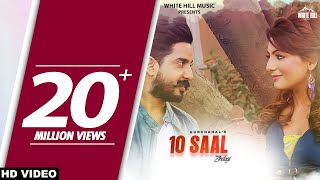 download lagu 10 Saal Zindagi Full Song Gurchahal  New Punjabi gratis