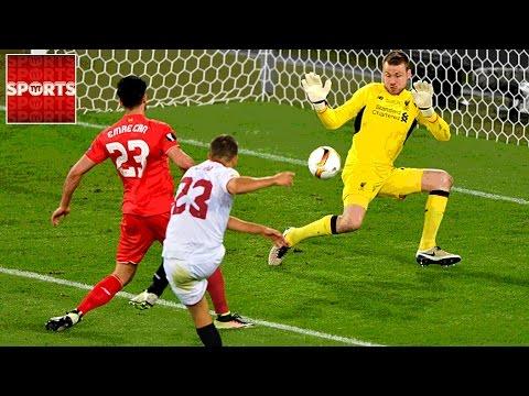 Liverpool 1-3 Sevilla | UEFA Europa League Final (Heartbreak for Liverpool)