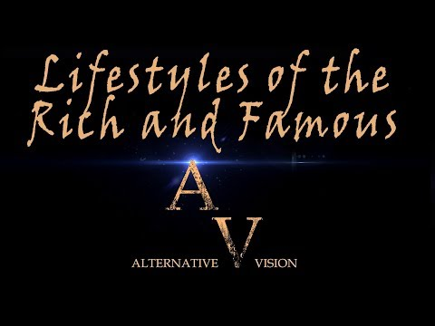 2018 - Lifestyles of the Rich and Famous - Cover by Alternative Vision