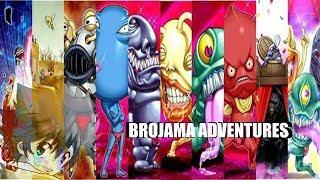 Brojama Adventures - Episode I - The Ojama Champion