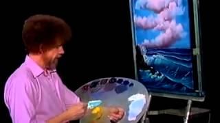 Bob Ross: An Ocean Breeze