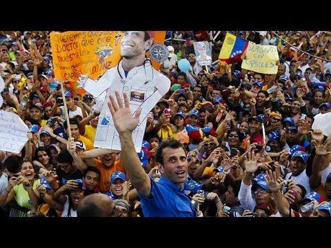 Violence in Venezuela as election looms