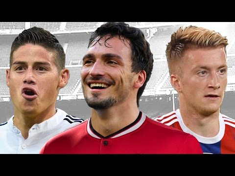 Transfer Talk | Hummels to Man Utd? Reus to Bayern Munich?