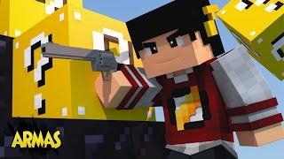 Minecraft: ESCADONA ARMADA - Gordinhos VS Magrinhos ‹ AM3NIC ›