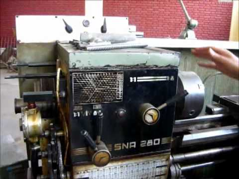 HISTORY AND PARTS OF  THE LATHE