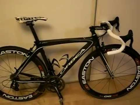 ORBEA Orca '09  and Campagnolo Super Record