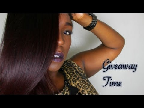 My Holiday Full Lace Wig Giveaway RPGSHOW  - CLS024-c