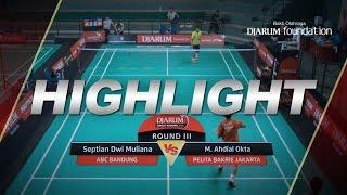 Download Lagu Septian Dwi Muliana (ABC Bandung) VS M. Ahdial Okta (Pelita Bakrie Jakarta) Gratis STAFABAND