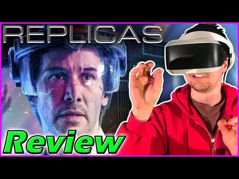 REPLICAS (2019) - Movie Review |Science Fiction At Its Worst|