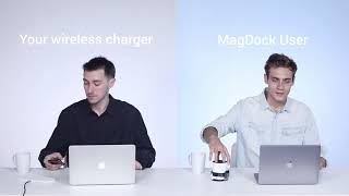 WHY MagDock?