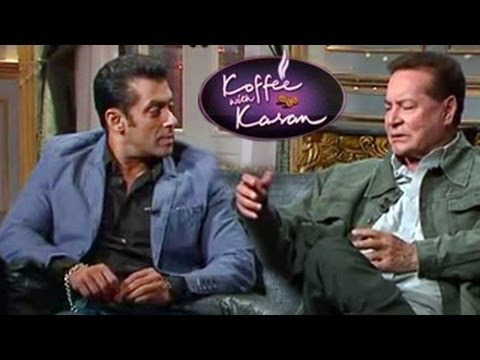 Salman Khan on Koffee With Karan Season 4 DELETED SCENES