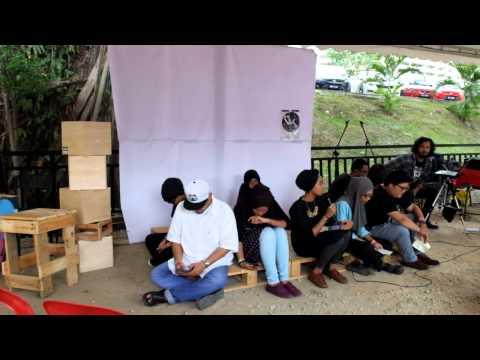 Evolusi Puisi Melayu Oleh Gilakata - Nanie Malek (syair) video