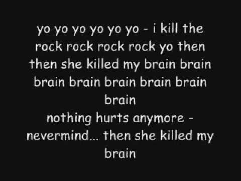 Mindless Self Indulgence - Kill The Rock