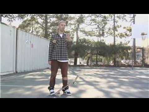 Skateboarding Tricks : How to Kick Flip on a Skateboard