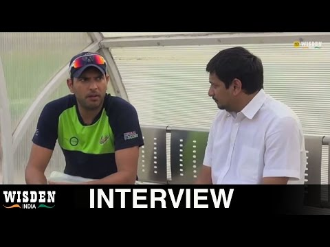 THE YUVRAJ SINGH INTERVIEW