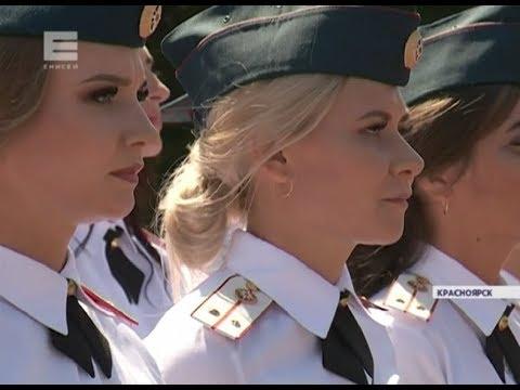 Выпускники единственной в Сибири Академии МЧС получили дипломы