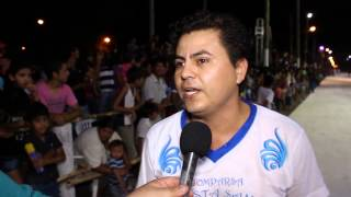 Carnavales puerto Puerto Vilelas 2015