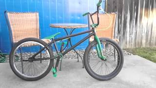 "Faction Amero 22"" BMX Custom Setup"