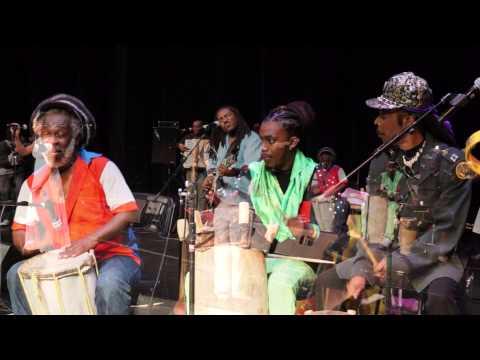 Lakou Mizik (4) In Little Haiti 2014