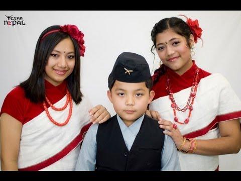 Newari Culture And Tradition Newari Cultural Dress