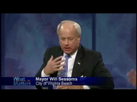 They are the leaders of not only two of Hampton Roads cities, ...