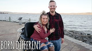 Paralysed Woman Finds Soulmate On Dating App | BORN DIFFERENT