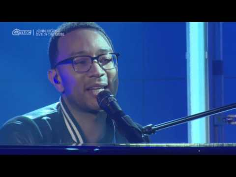 John Legend - 'All of Me' (live in the Qube)