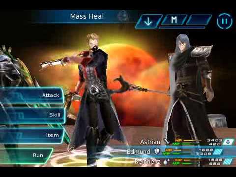 Eternal Legacy ( Final Boss )