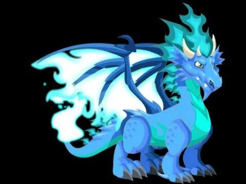 Dragon City Dragão Fogo Frio Como Fazer Dragão Fogo Frio