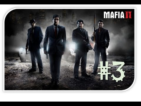 Gameplay de Mafia II - PC Gamer - Parte #3 (Legenda PT BR)