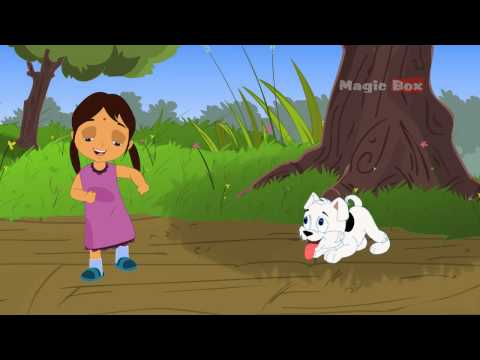 Naykutty - Kingini Chellam - Pre School - Animated cartoon Rhymes For Kids video