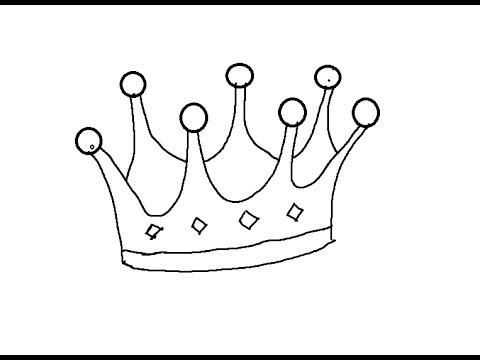 Basic Crown Drawing