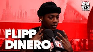 """Flipp Dinero talks Being Signed to DJ Khaled, Success of """"Leave Me Alone"""", Top 5 & More!"""