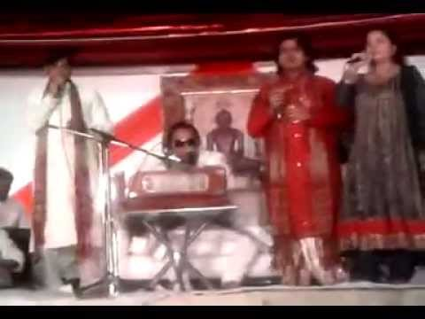 Ravindra Jain Ji Performing Jain Bhajan- hum Yahi Kaamna Karte Hai... video
