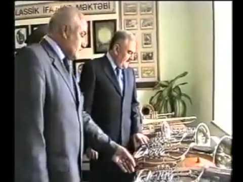 Vasif Talıbov Naxcivan M R  Xani