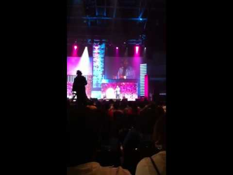 July 2011 @ CeCe Winans Youth Conference in Nashville.