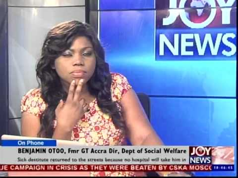 Matters Arising in Ghana -  News Desk (6-11-14)