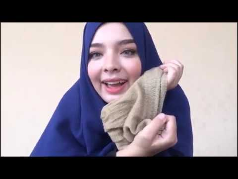 Inner Ciput Rajut Anti Pusing Toko Hijabers