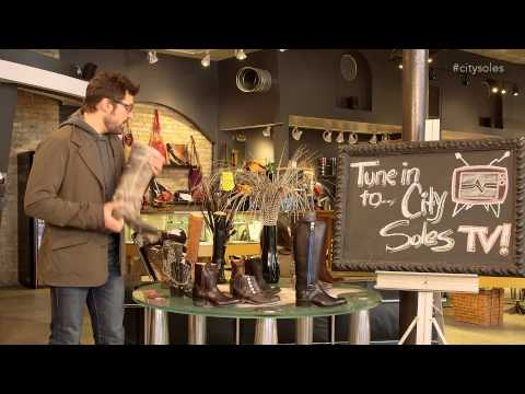 Sendra Boots   Brand Review   City Soles TV