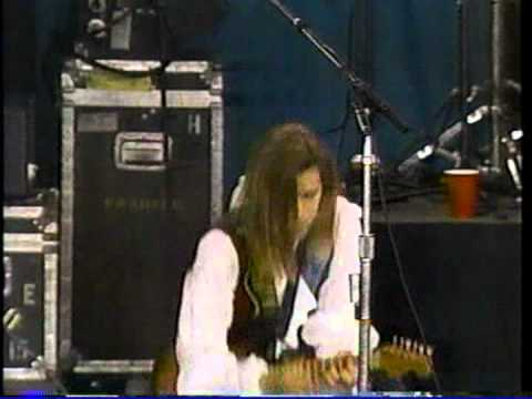 Eric Johnson - SRV
