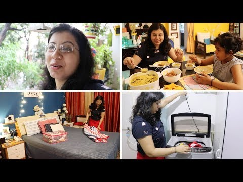 Monsoon Starting Its Magic In Mumbai | Indian Everyday Lunch to Dinner Routine | Maitreyee's Passion
