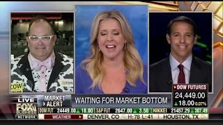 Waiting For A Market Bottom - Ian King on Fox Business News