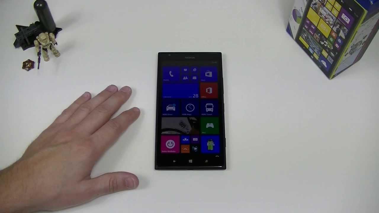 Test du Nokia Lumia 1520