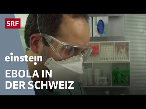 Ist Ebola eine Gefahr für die Schweiz? - Einstein vom 11.09.2014