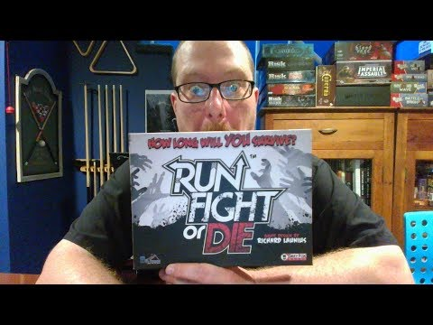 Run Fight or Die Review and Tutorial