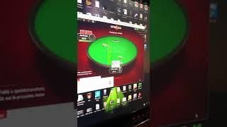 Pokerstars spin and go 24.000 euro Aa vs kk final