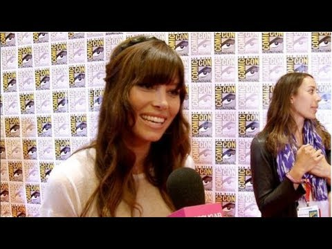 Jessica Biel Talks Supportive Justin Timberlake and Kicking Butt in Total Recall!