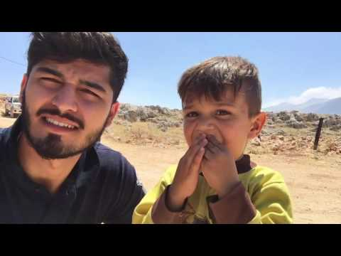 Visiting Syrian Refugees - Day 2