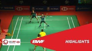 PERODUA Malaysia Masters 2019   MD - SF - HIGHLIGHTS   BWF 2019